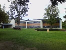 Hayes School's new M block