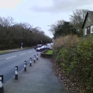A232 Croydon Road nr Hartfield Crescent