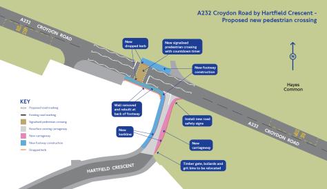 A232 Croydon Road