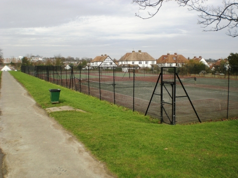 Coney Hall Tennis Courts (2007)