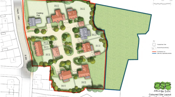 Hayes Farmyard Development