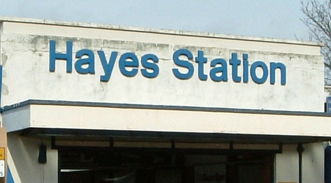 Big Changes for Hayes Trains