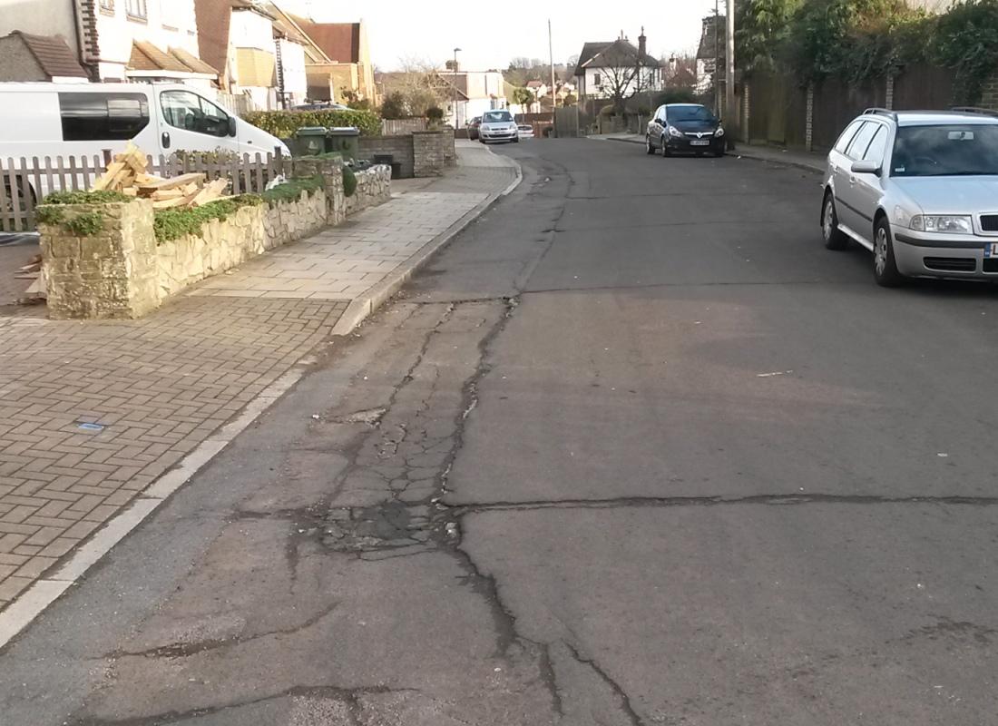 Hilldown Road 02